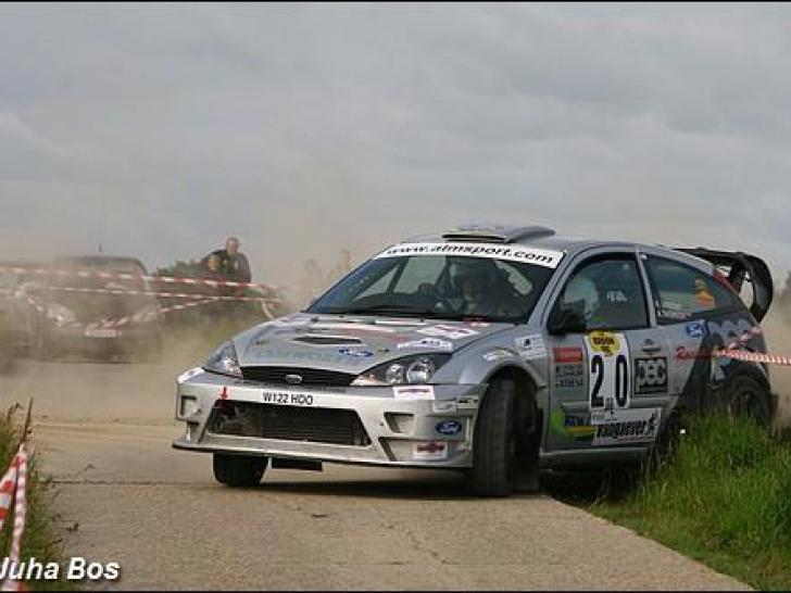 WRC focus cosworth YB | Rally Cars for sale at Raced