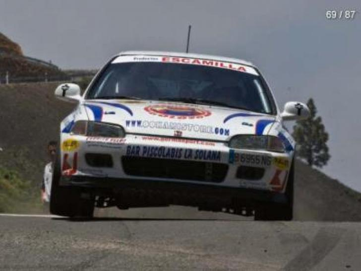 Honda Civic Vti Eg6 Rally Cars For Sale At Raced Rallied
