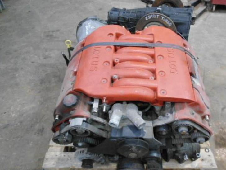 Lotus Esprit Engine Lotus Esprit V8 Twin Turbo Engine