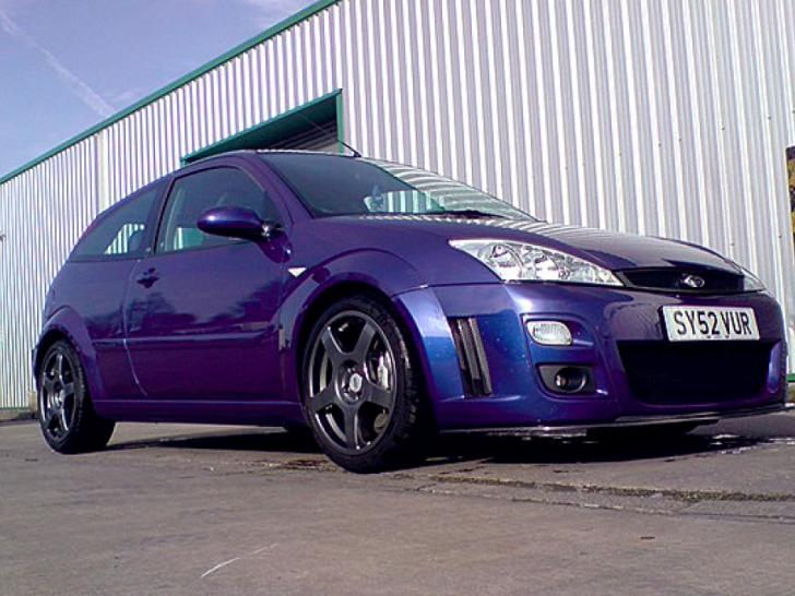 2003 ford focus rs number 0367 2003 performance trackday cars for sale at raced rallied. Black Bedroom Furniture Sets. Home Design Ideas