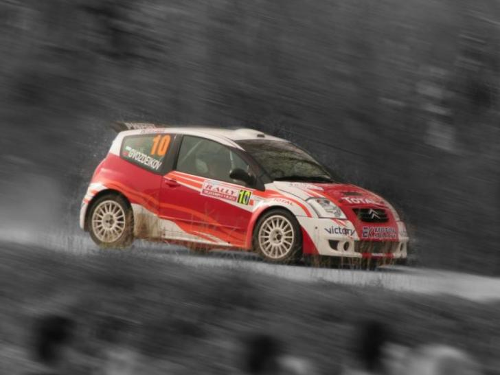 Rally Car C2 S1600 For Sale Rally Cars For Sale At Raced