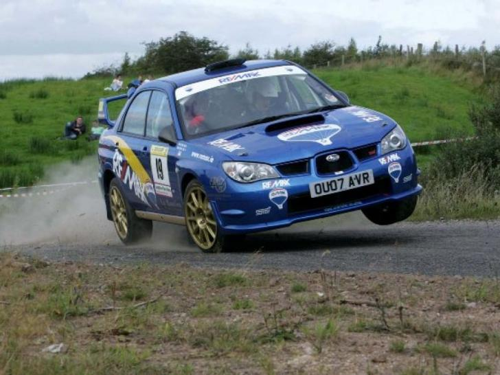 Subaru Impreza N12b Gpn Rally Cars For Sale At Raced
