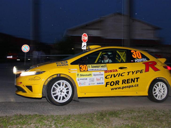 HONDA Civic Type R - R3 (FN2) | Rally Cars for sale at Raced & Rallied | rally cars for sale ...