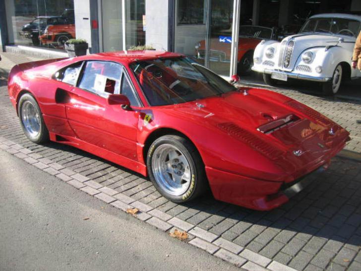 Car Brake Pads >> Ferrari 308/288 GTO Turbo | Race Cars for sale at Raced & Rallied | rally cars for sale, race ...