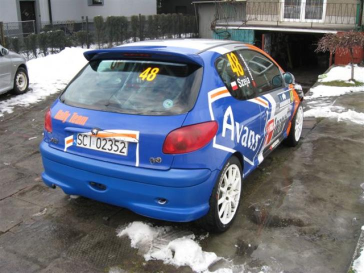 peugeot 206 rc rally cars for sale at raced rallied rally cars for sale race cars for sale. Black Bedroom Furniture Sets. Home Design Ideas