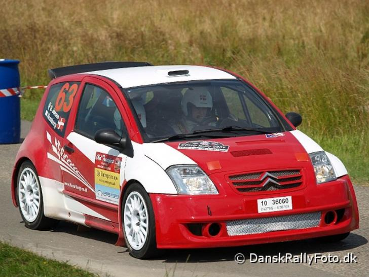 Citroen C2 S1600 Rally Cars For Sale At Raced Rallied Rally