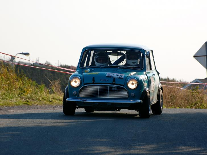 1962 Austin Mini Cooper Rally Car Rally Cars For Sale At Raced