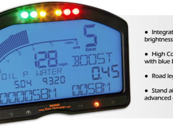 Race Technology Dash 2 Digital Dash Discounts On All Rt Products