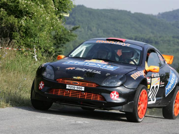 03 Cobra For Sale >> Ford Puma S1600 | Rally Cars for sale at Raced & Rallied ...