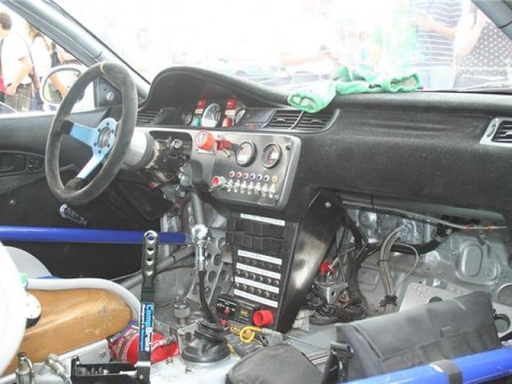 Honda Civic Vti-EG6 | Rally Cars for sale at Raced & Rallied | rally cars for sale, race cars ...