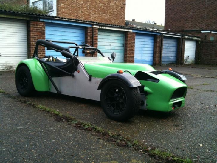 Cobra Kit Car For Sale >> Raw stiker Road legal RGB car | Bike engined kit cars for sale at Raced & Rallied | rally cars ...