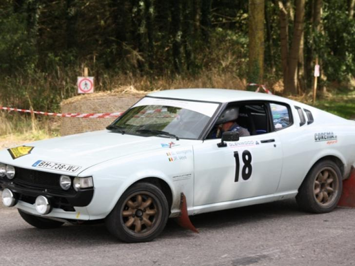 toyota celica 2000 gt classic vintage cars for sale at raced rallied rally cars for sale. Black Bedroom Furniture Sets. Home Design Ideas