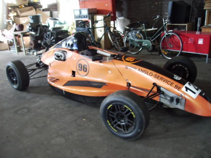 Formula Ford For Sale >> Formula Ford Zytec Race Cars For Sale At Raced Rallied