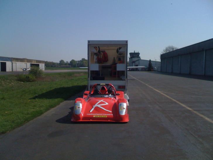 Man 7 5 Ton 2 3 Racecar Transporter Trailers