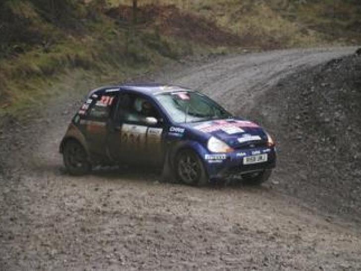 £6500 ono & Ford Ka Group A ex-championship   Rally Cars for sale at Raced ... markmcfarlin.com
