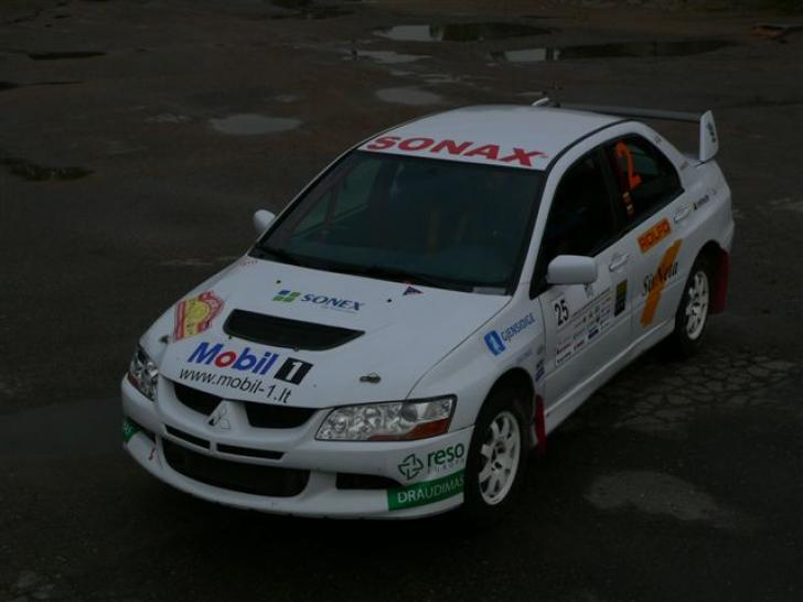 for sale lhd mitsubishi evo 8 2003 group n rally cars. Black Bedroom Furniture Sets. Home Design Ideas