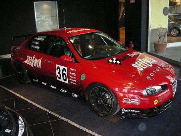 Alfa Romeo 156 Super 2000 Etcc Wtcc Race Cars For Sale