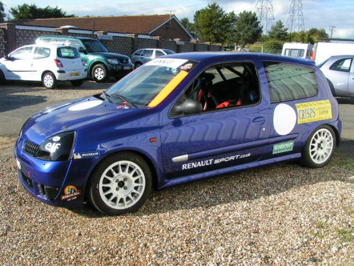 Renaultsport Clio Cup Race Car Original 2000 Car One