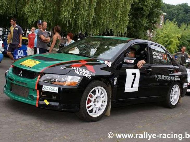 Mitsubishi Evo 9 Group N A Rally Cars For Sale At Raced