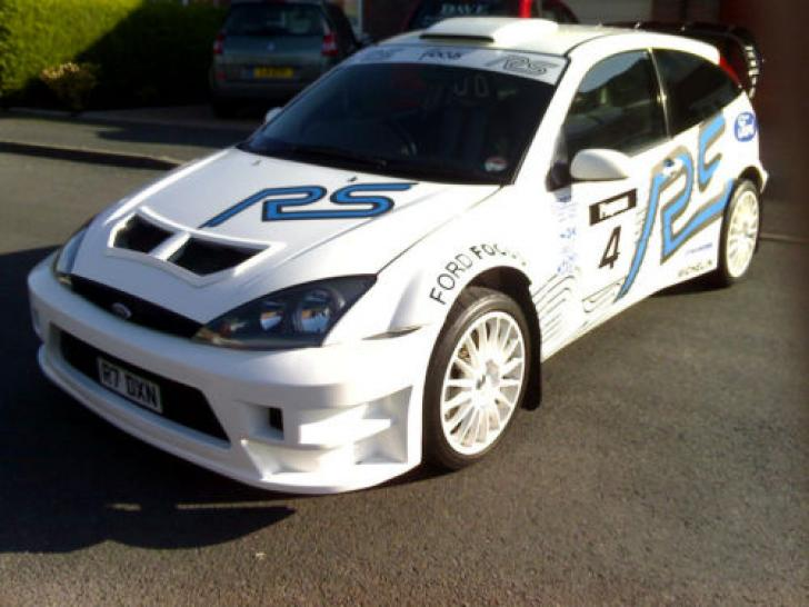 1999 ford focus 2 0 turbo rs wrc rally car modified st rally cars for sale at raced rallied. Black Bedroom Furniture Sets. Home Design Ideas