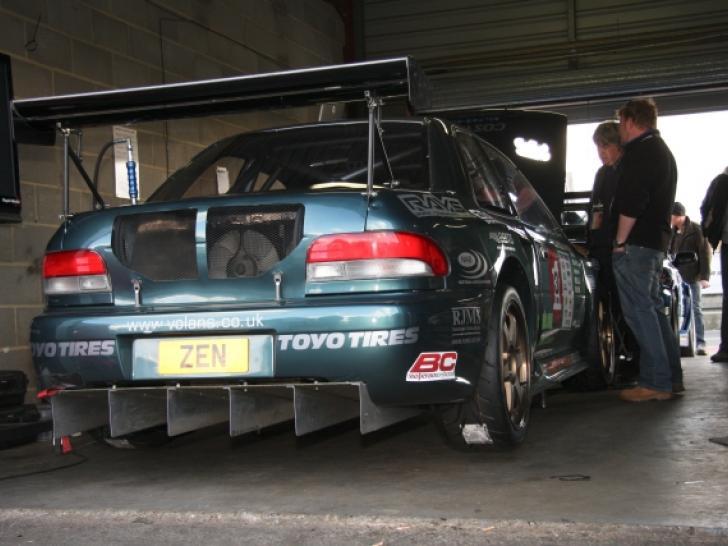 Race Cars For Sale >> ZEN Performance 700hp Impreza Time Attack / Race Car   Race Cars for sale at Raced & Rallied ...