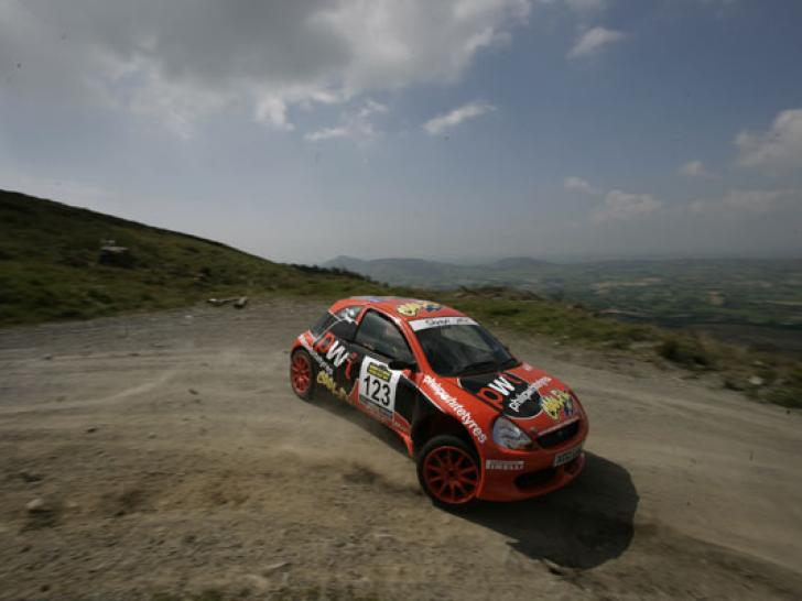 Ford Ka Rally Car Rally Cars for sale at Raced amp Rallied