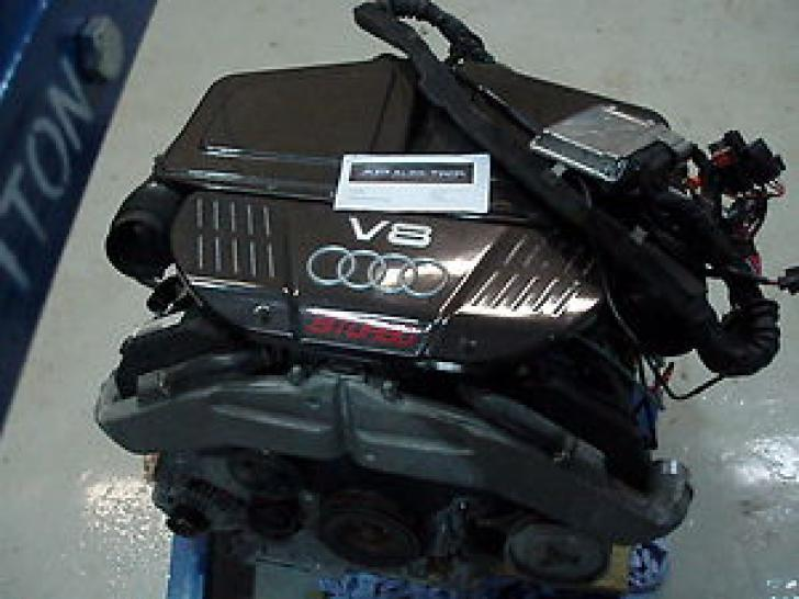 engine complete with loom ecu rs6 c5 4 2 v8 bi turbo race rh racedandrallied com LPG Conversion Kits audi rs6 c5 manual conversion kit