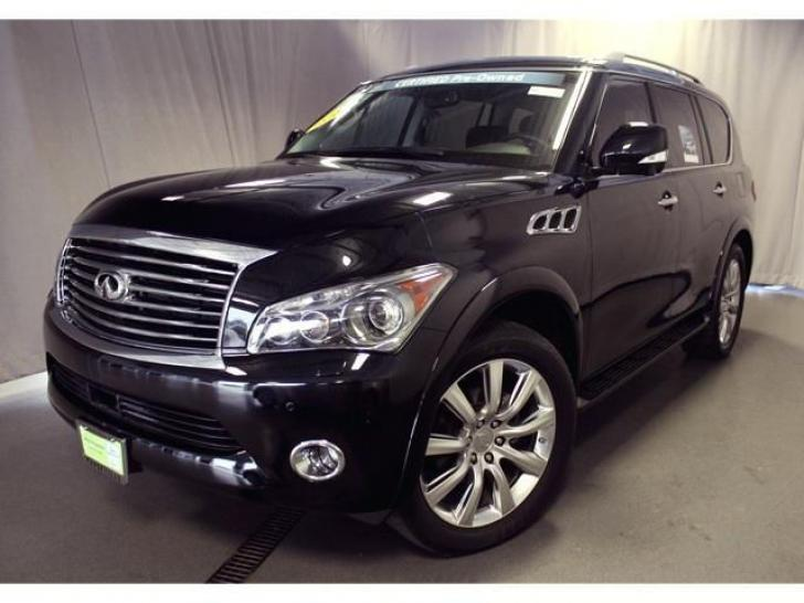 for sale used 2012 infiniti qx56 base 15000usd classic vintage cars for sale at raced. Black Bedroom Furniture Sets. Home Design Ideas
