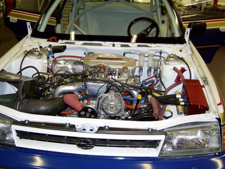 Legacy subaru full spec gr A | Rally Cars for sale at Raced & Rallied | rally cars for sale ...