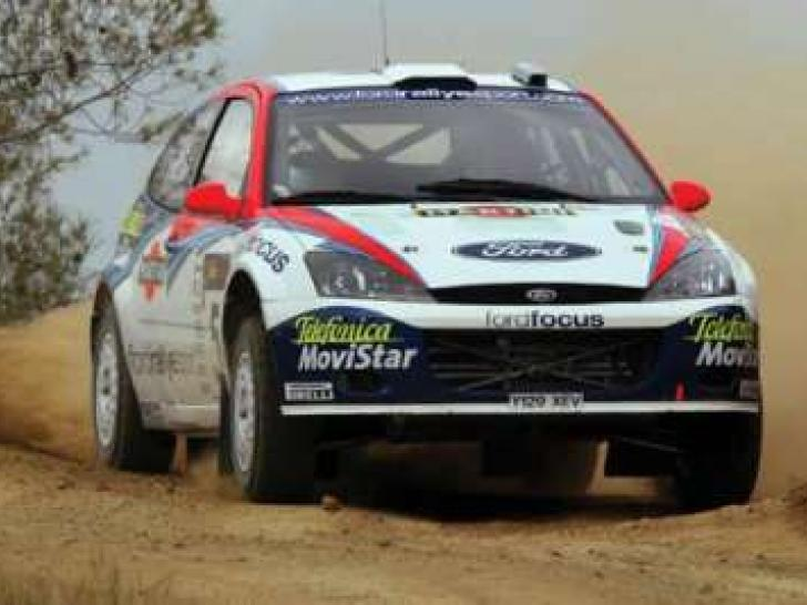 Ford Focus Ex Mcrae Rally Cars For Sale At Raced Rallied