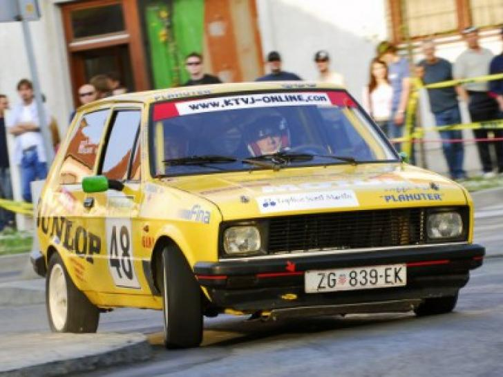 Zastava Yugo Gr A Rally Cars For Sale At Raced Amp Rallied