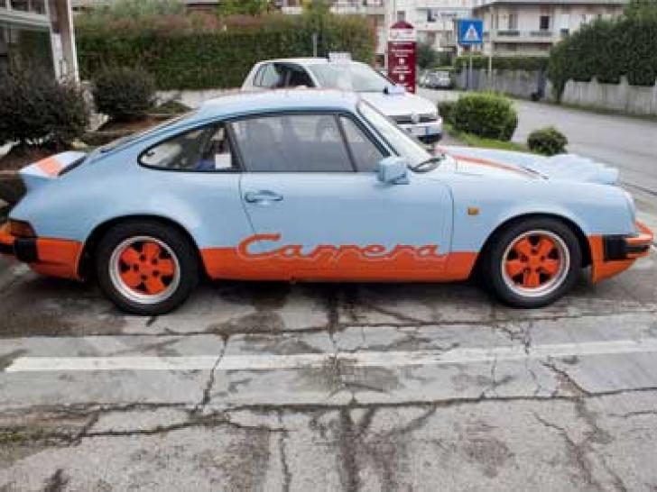 Porsche 911 Sc Gt37 Rally Htp Fia Race Cars For Sale At Raced